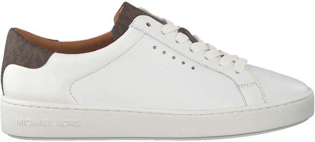Bruine MICHAEL KORS Sneakers IRVING LACE UP  - large