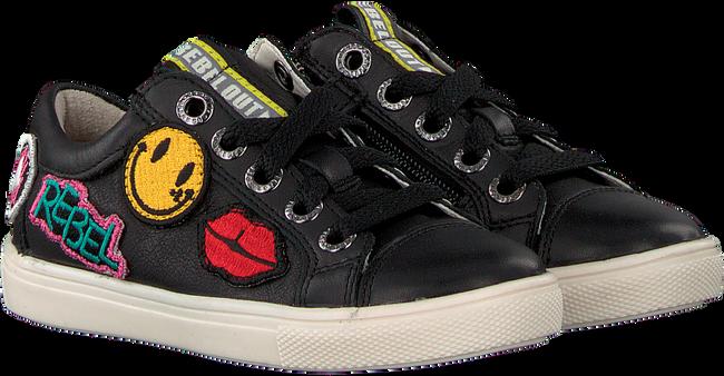 Zwarte BRAQEEZ Sneakers 418237 - large