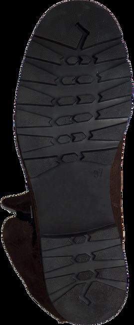 Bruine VIA VAI Lange laarzen 140952  - large