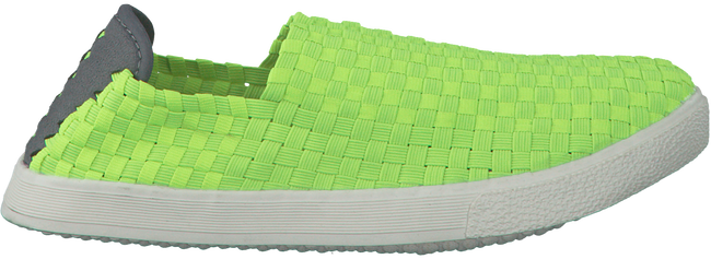 Groene ROCK SPRING Slip-on sneakers  WARHOL  - large