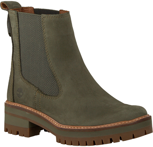Groene TIMBERLAND Chelsea boots COURMAYEUR VALLEY CH - large