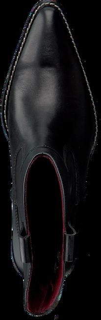 Zwarte BRONX Enkellaarsjes LOW-KOLE 34155  - large