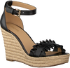 Zwarte MICHAEL KORS Espadrilles BELLA WEDGE - small