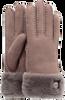 Taupe UGG Handschoenen TURN CLUF GLOVE - small