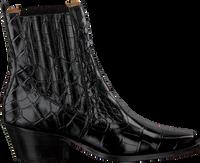 Zwarte TORAL Enkellaarsjes 12521  - medium