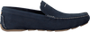 blauwe UGG Mocassins HENRICK STRIPE PERF  - small