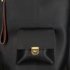 Zwarte LAAUW Shopper RUSTAVELI  - small