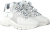 Witte TORAL Lage sneakers 11101  - small