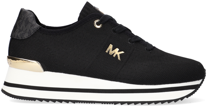 Zwarte MICHAEL KORS Lage sneakers MONIQUE TRAINER  - larger