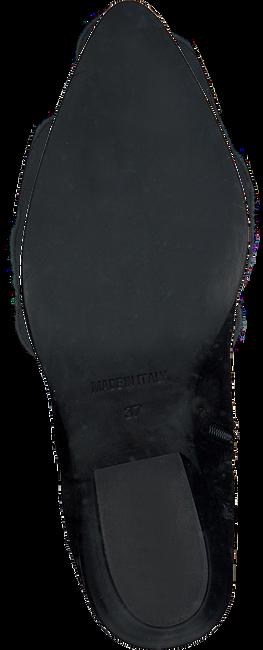 Zwarte NOTRE-V Enkelboots AH21  - large