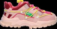 Roze BENETTON Lage sneakers FLOW  - medium