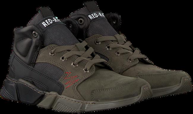 Groene RED-RAG Sneakers 15553 - large