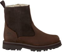 Bruine TIMBERLAND Enkelboots COURMA KID WARM LINED  - medium