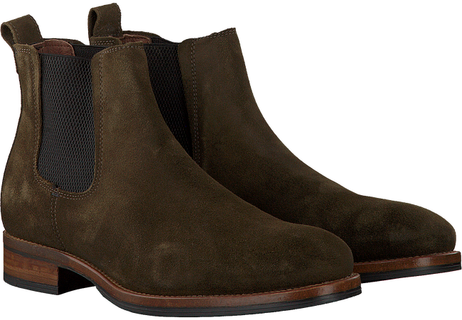 Groene OMODA Chelsea boots MRUMEO600  - large