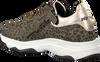 Groene HIP Sneakers H1748  - small