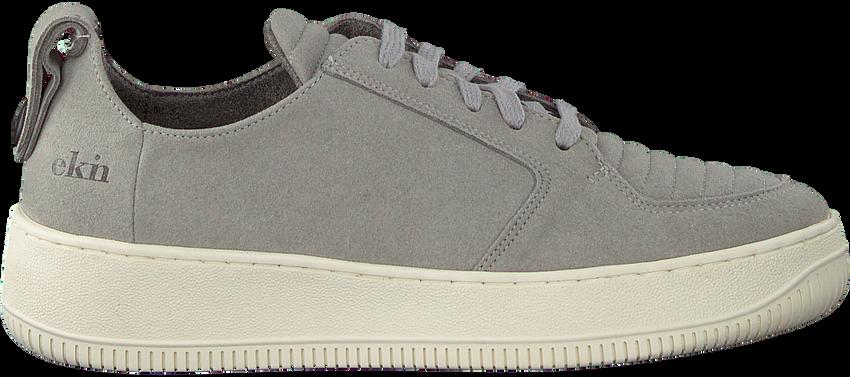 Grijze EKN FOOTWEAR Lage sneakers ARGAN LOW SUTRI DAMES  - larger