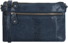 Blauwe BY LOULOU Clutch 01POUCH90S - small