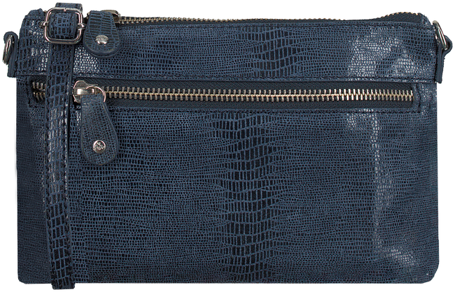 Blauwe BY LOULOU Clutch 01POUCH90S - large