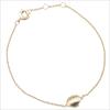 Gouden ATLITW STUDIO Armband SOUVENIR BRACELET SEA SHELL - small