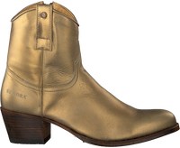 Gouden SENDRA Enkellaarsjes 16751  - medium