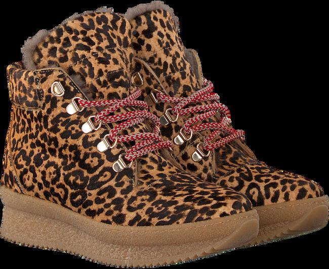 Cognac TORAL Sneakers 10995 - large
