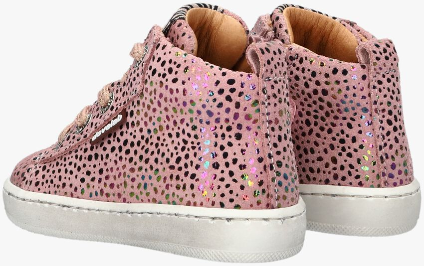 Roze DEVELAB Hoge sneaker 41602  - larger