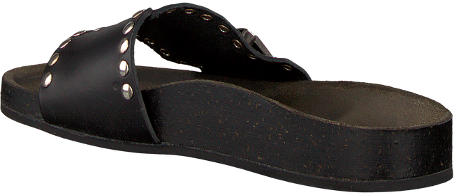 Zwarte REPLAY Slippers CURRY - large