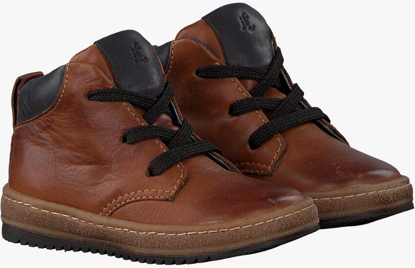 Cognac JOCHIE & FREAKS Sneakers 19252  - larger