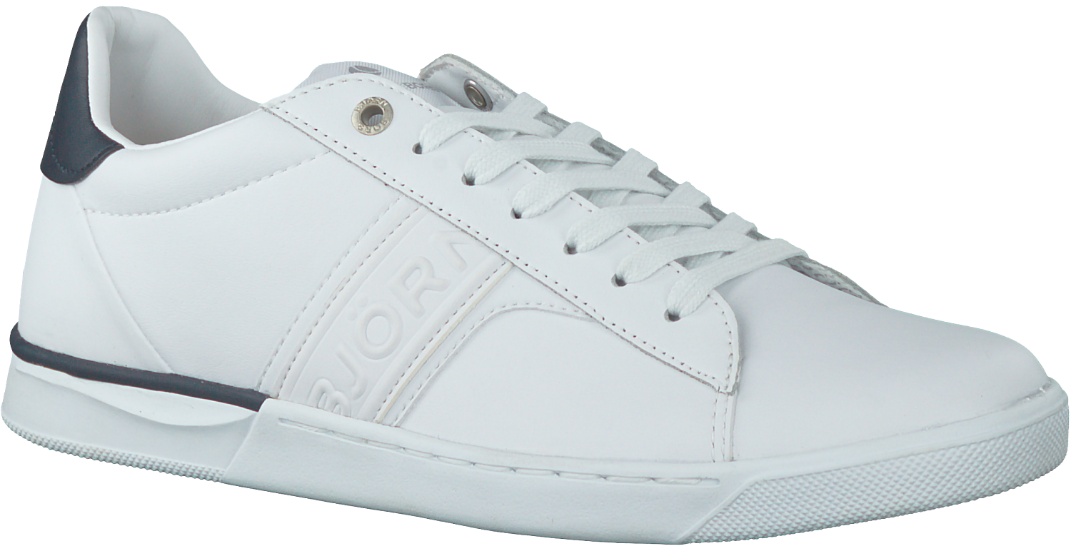 ecf0c7ae02c Witte BJORN BORG Sneakers T100 LOW. BJORN BORG. -50%. Previous