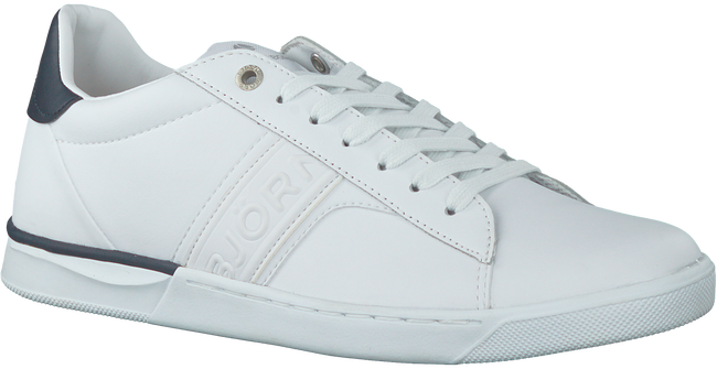 Witte BJORN BORG Sneakers T100 LOW  - large