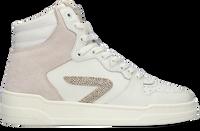 Witte HUB Hoge sneaker COURT-Z HIGH  - medium