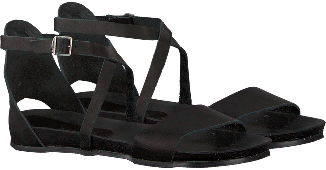 Zwarte RED-RAG Sandalen 79210  - large