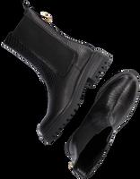 Zwarte OMODA Chelsea boots LPMONK-05  - medium