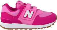 Roze NEW BALANCE Lage sneakers YV574/IV574  - medium