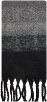 Grijze Yehwang Sjaal KEEP ME WARM  - medium
