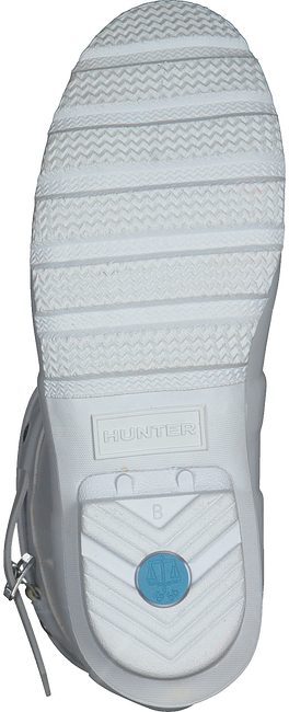 Witte HUNTER Regenlaarzen WOMENS ORIGINAL SHORT - large