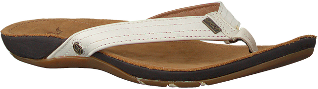 Witte REEF Slippers MISS J-BAY - large