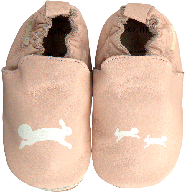 Roze BOUMY Babyschoenen CHASE - large