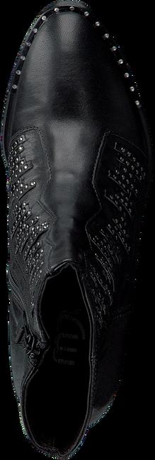 Zwarte MJUS Enkellaarsjes 187217  - large