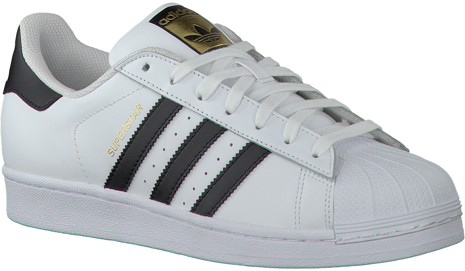 adidas superstar wit heren sale