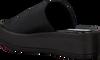 Zwarte STEVE MADDEN Slippers SLINKY - small
