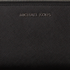 Zwarte MICHAEL KORS Portemonnee TRAVEL CONTINENTAL - small