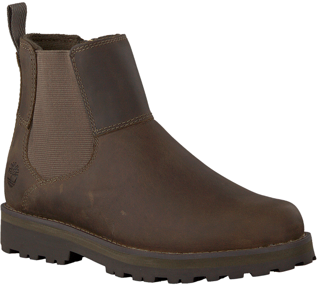 Groene TIMBERLAND Chelsea boots COURMA KID  - large