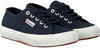 Blauwe SUPERGA Sneakers 2750 COTUCLASSIC  - small