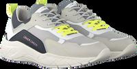 Grijze CRIME LONDON Lage sneakers KOMRAD 2.0  - medium