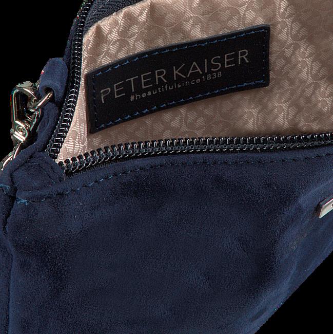 Blauwe PETER KAISER Clutch WAIDA  - large