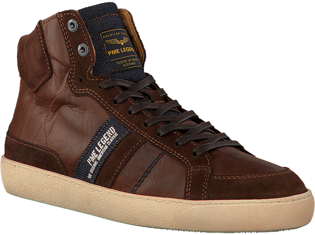 Bruine PME Sneakers HAWKER MID  - large