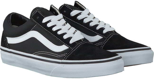 Zwarte VANS Sneakers OLD SKOOL - large