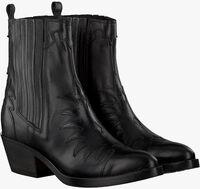 Zwarte VERTON Enkellaarsjes SARTO200  - medium