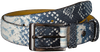 Blauwe FLORIS VAN BOMMEL Riem 75182 - small